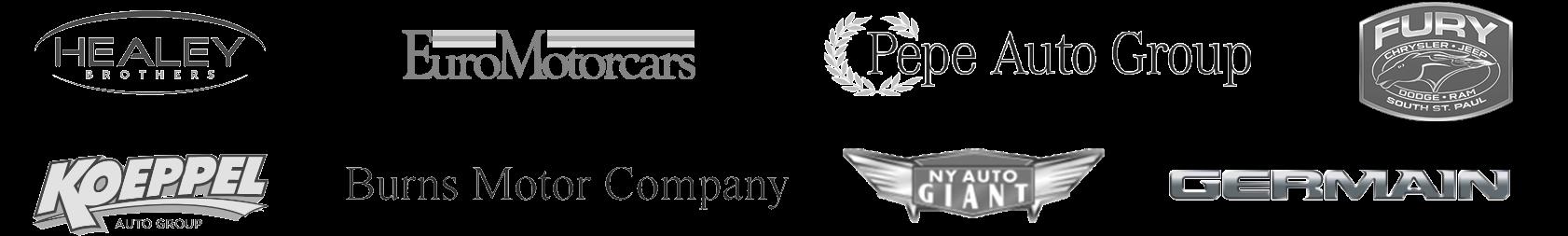 Brands that trust DealerDNA